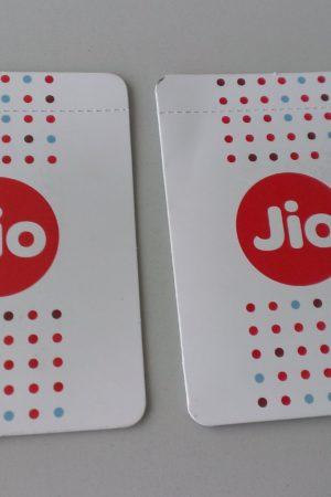 Jio-SIM