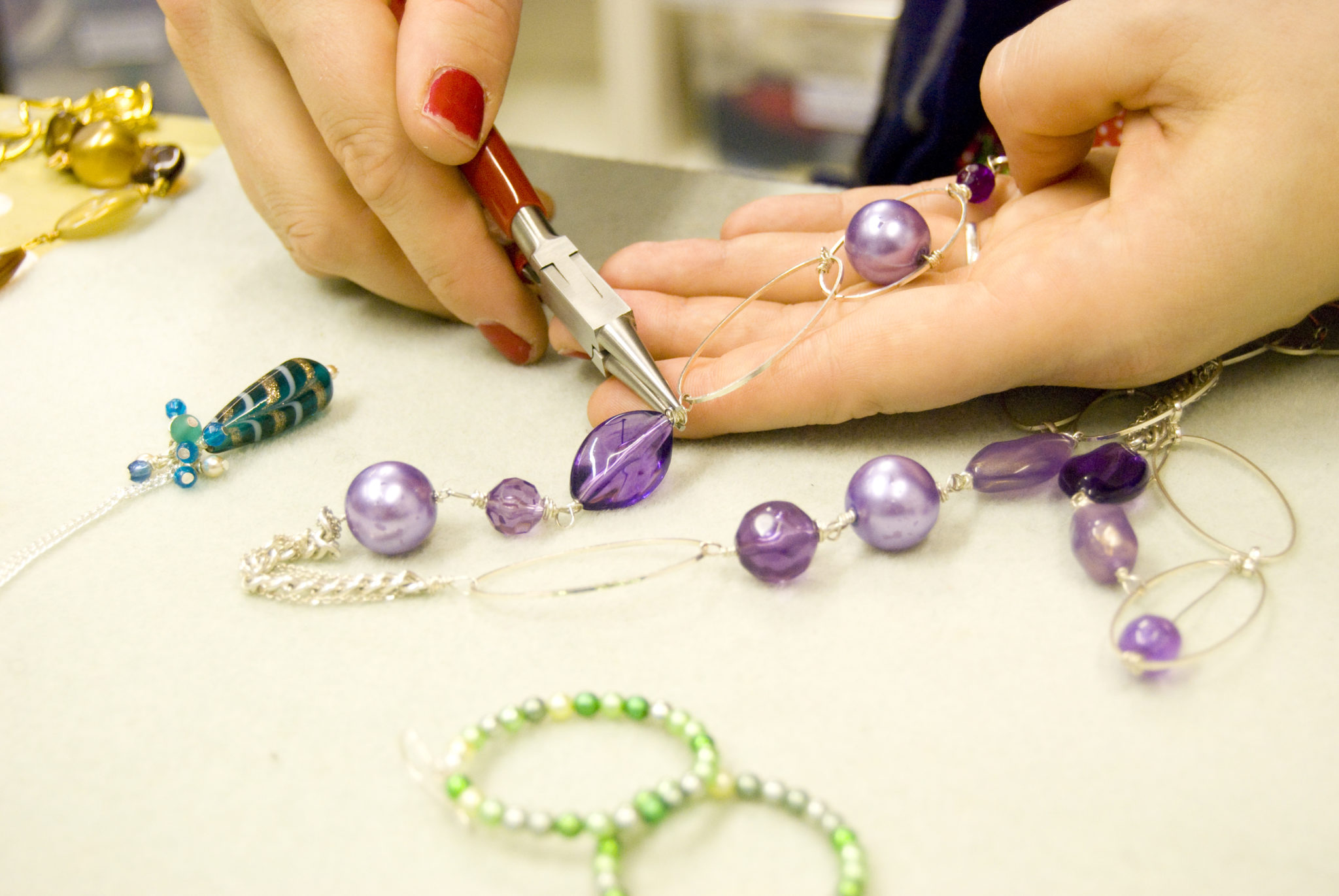 A Beginners Guide To Jewellery Making Shall Inspire You To Make ...