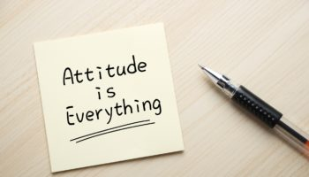 Developing Positive Attitude