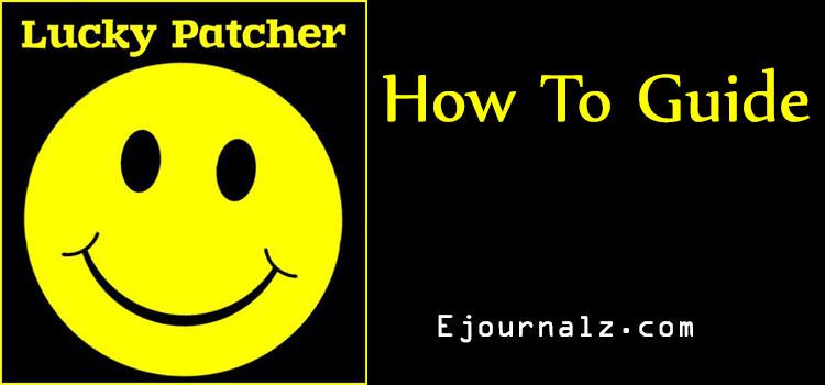 Ejournalz Lucky Patcher