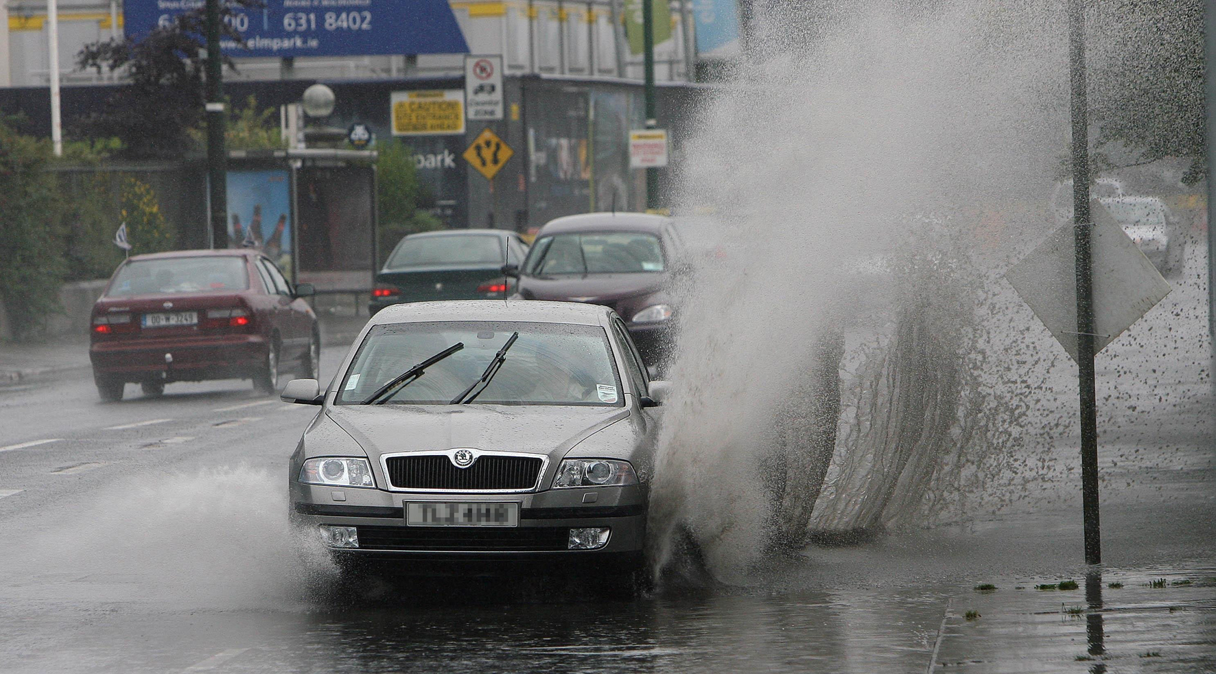 Car tips in Monsoon Season