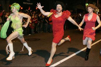 High Heels Drag Queen Race