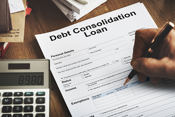 Debt Consolidated Loans
