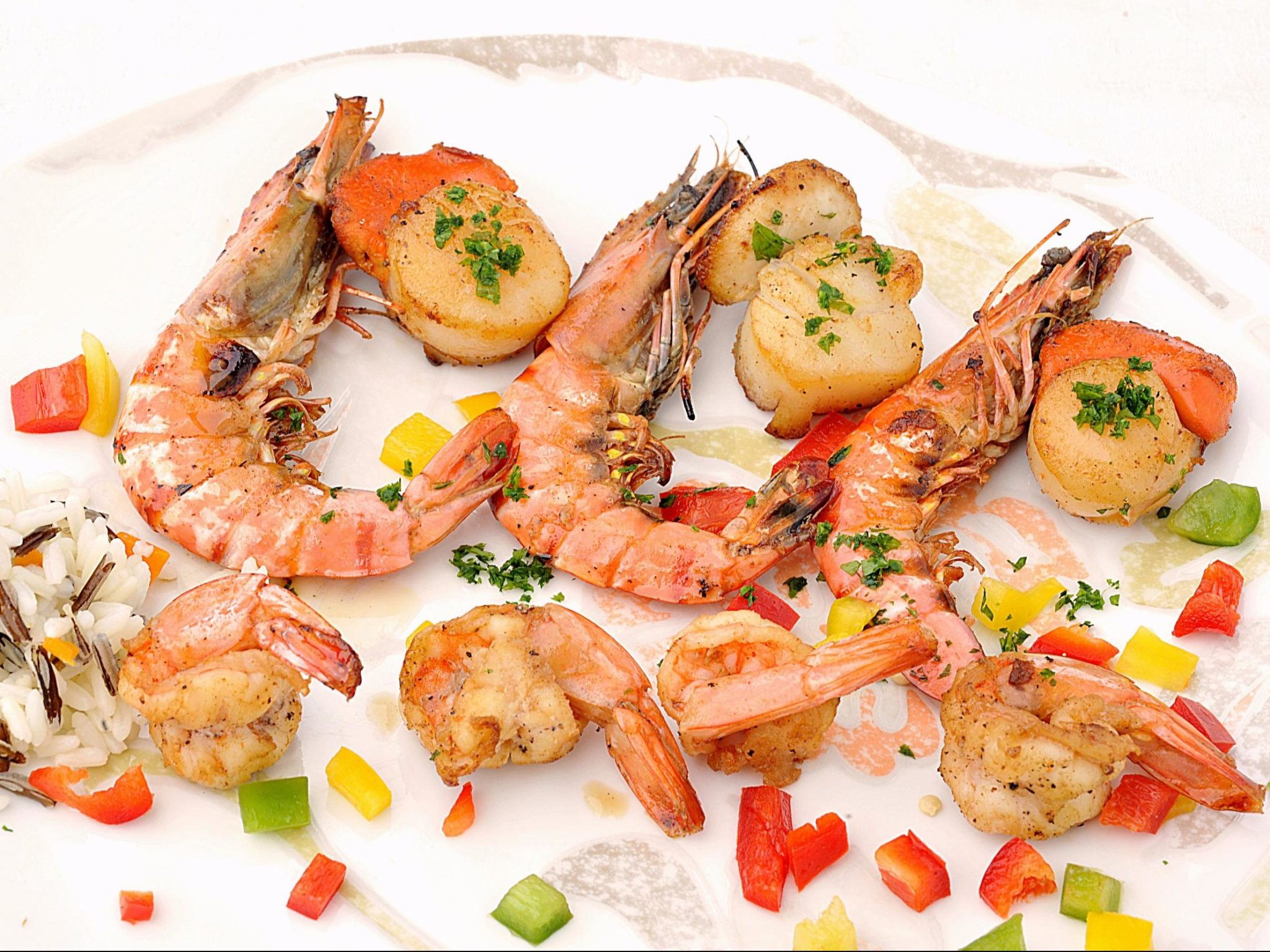 Enjoy your seafood escapade
