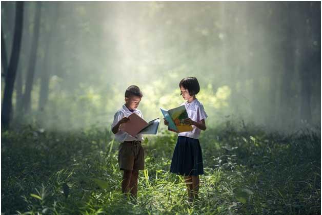 Nurture the idea of schooling
