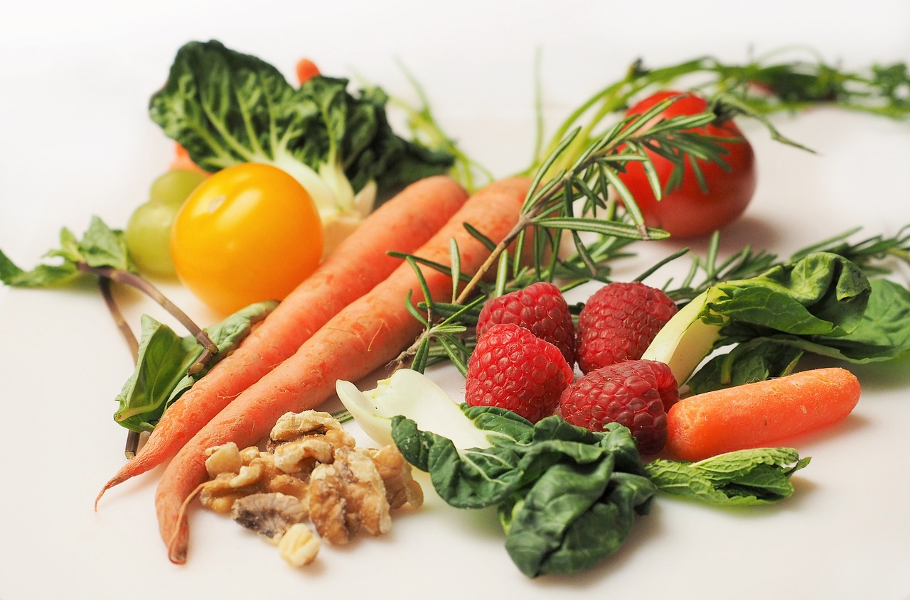 antioxidants in the vegetable
