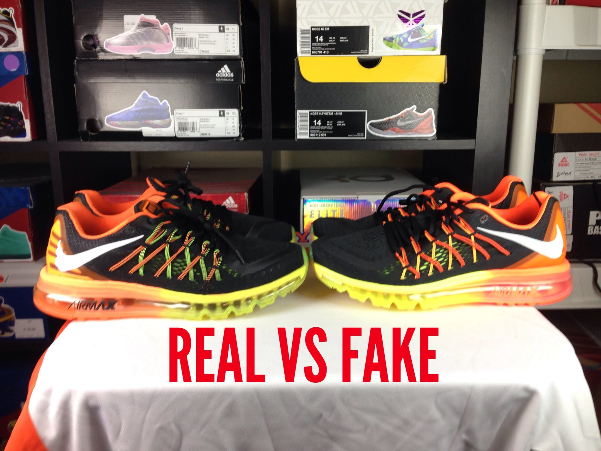 How to Tell if Adidas Shoes are Fake Identifying Fake Adidas